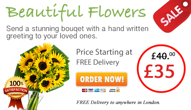 flower delivery london